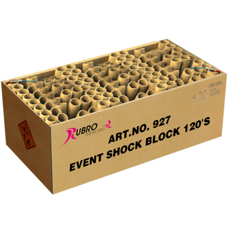 Event Shock Block 120's (compound)