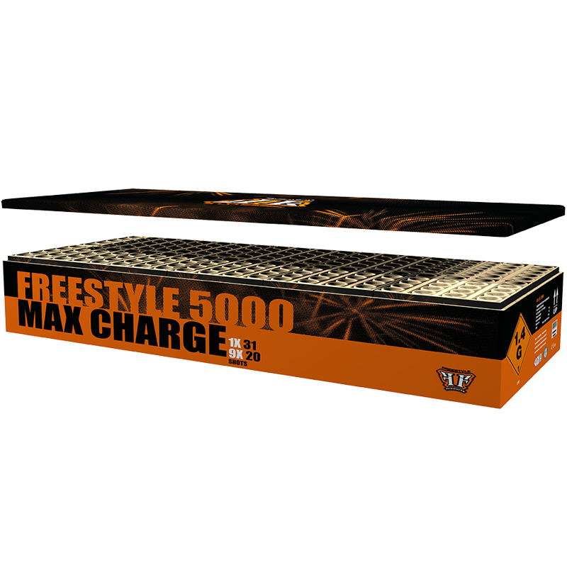 Freestyle 5000 Max Charge Box*