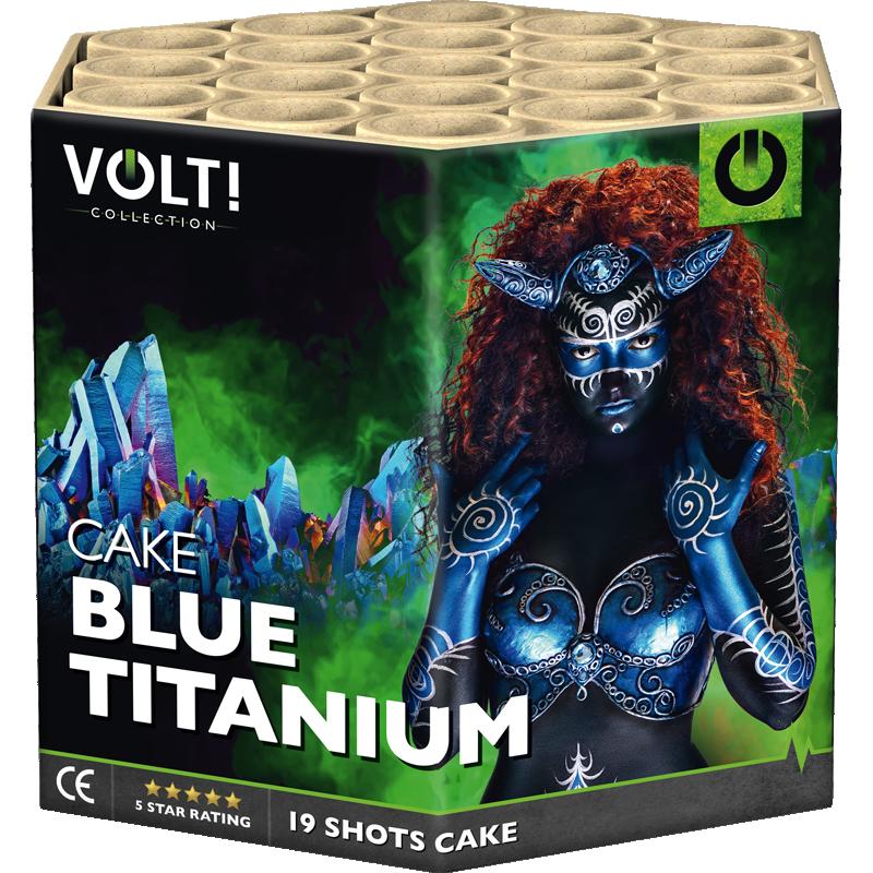 Blue Titanium