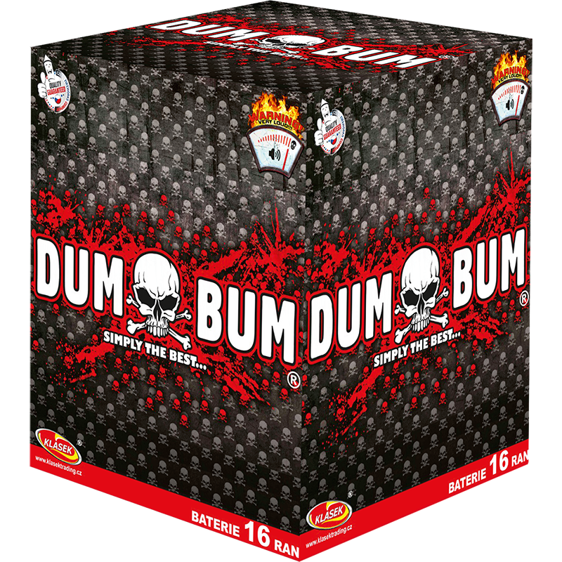 Dumbum 16/20mm