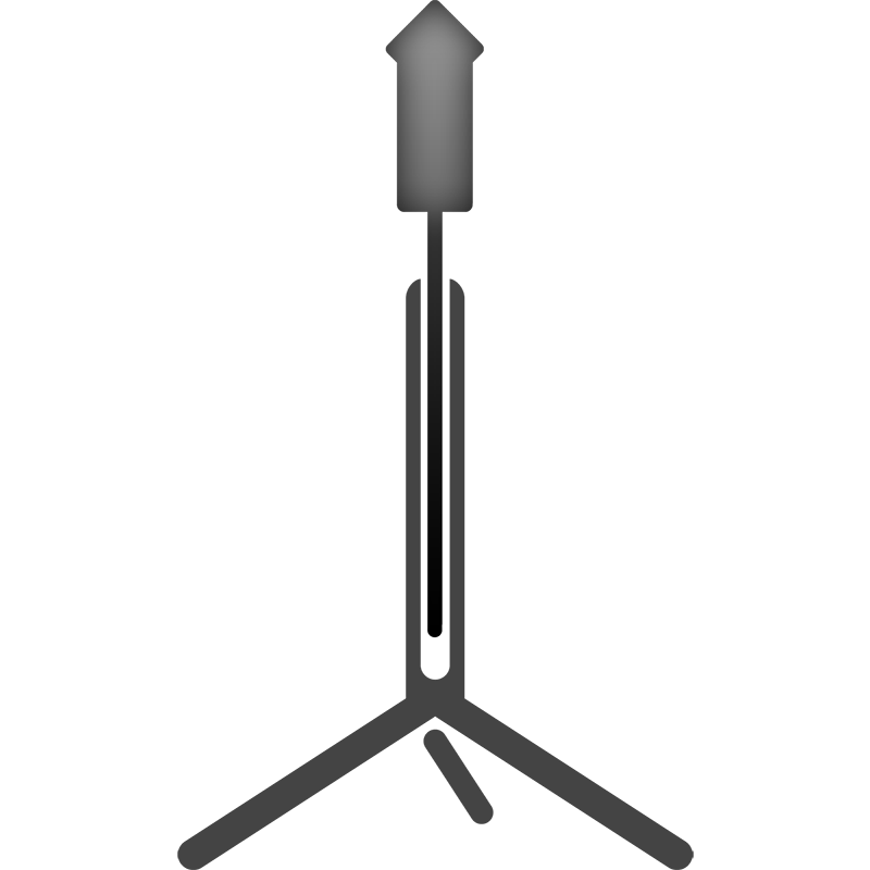 Pijlen standaard