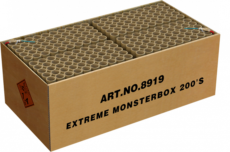 Extreme Monster  Box