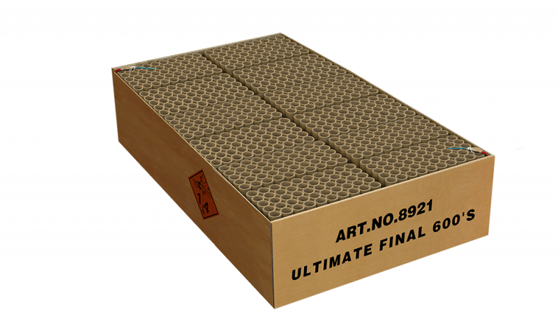 Ultimate Final 600 shots / Titan Night 600