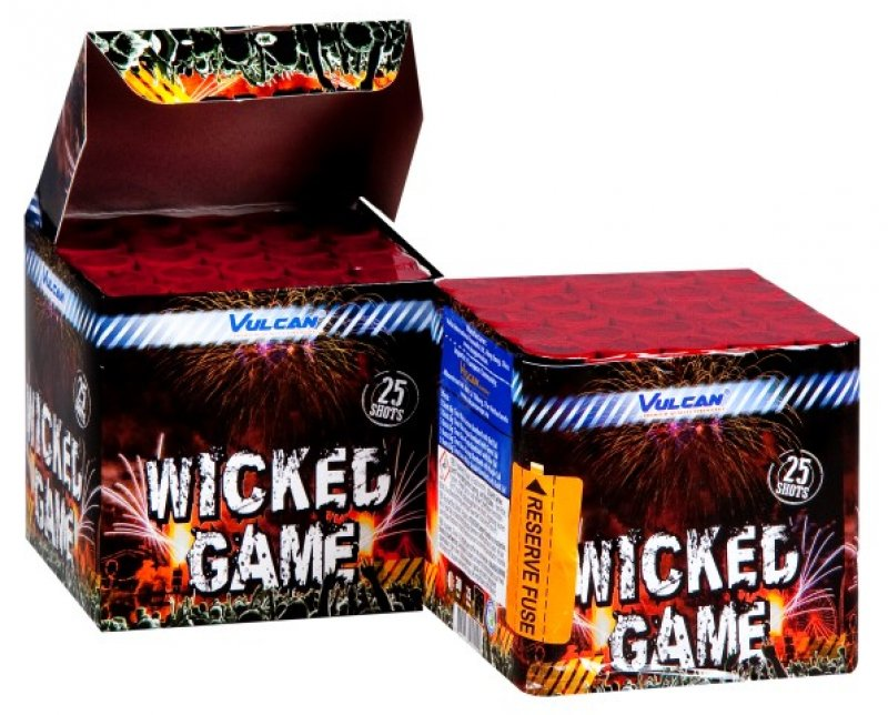 Vulcan Wicked Game