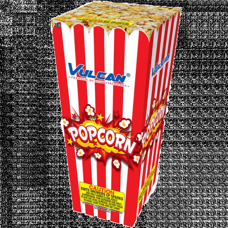 Vulcan Popcorn