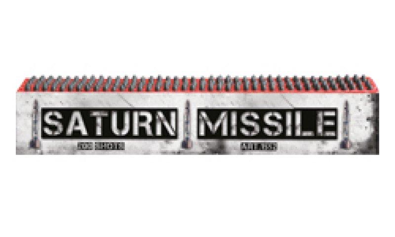 200 Shots Saturn Missile