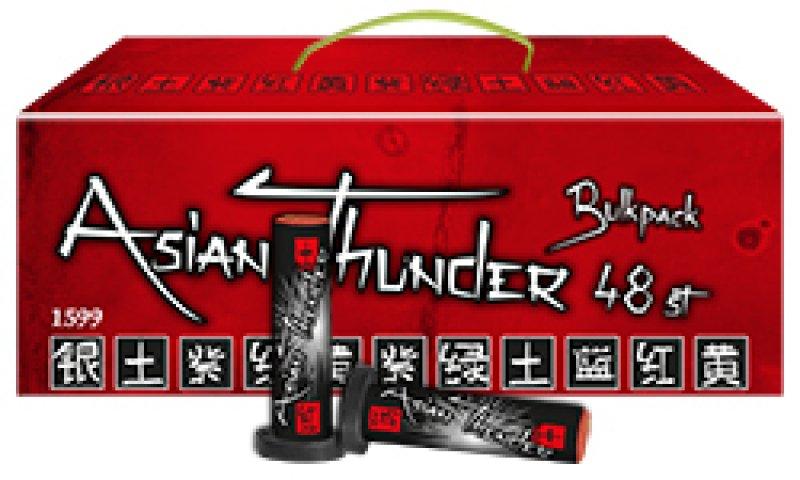 Asian Thunder Bulkpack