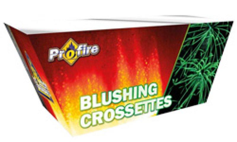 Blushing Crossettes