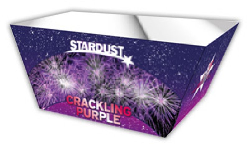 Crackling Purple