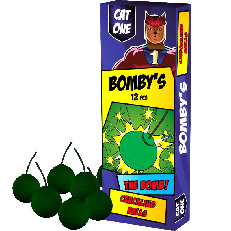 Cat One Bomby's