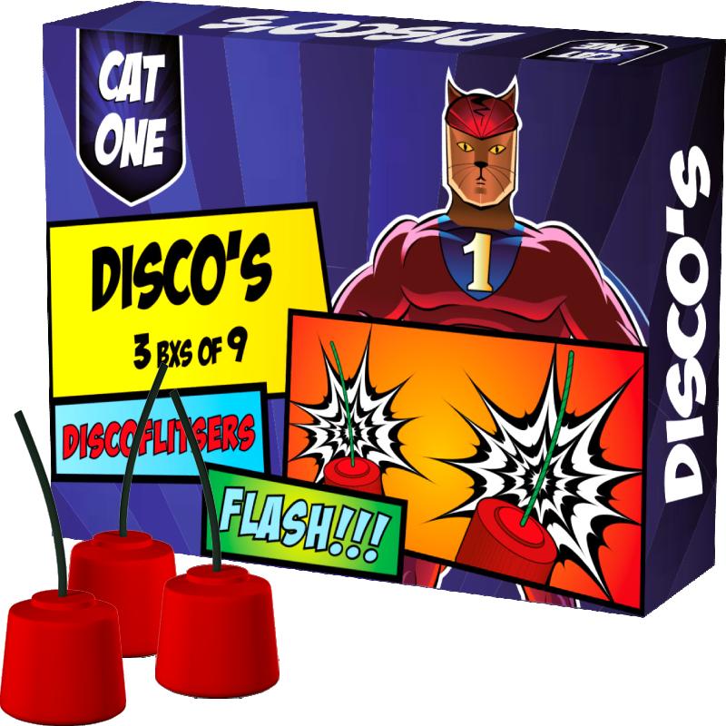 Cat One Disco's