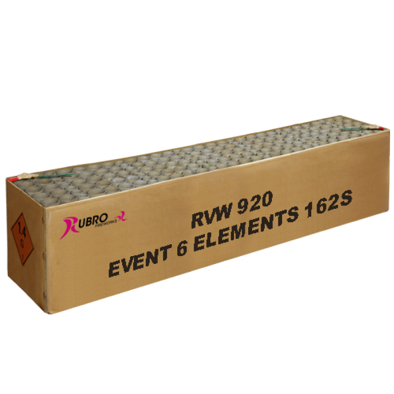 Event 6 elements 162's