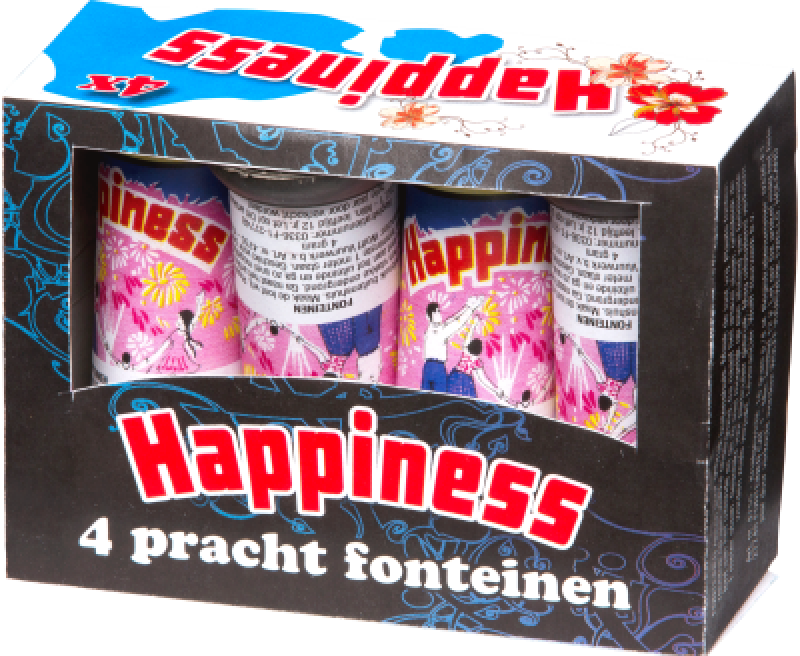 Happines mini fonteinen