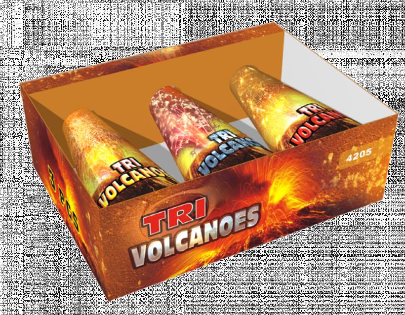 Tri Volcans