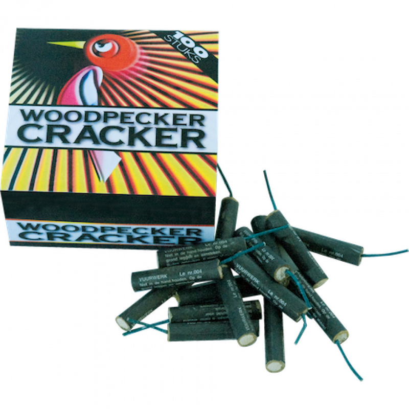 Woodpecker Cracker