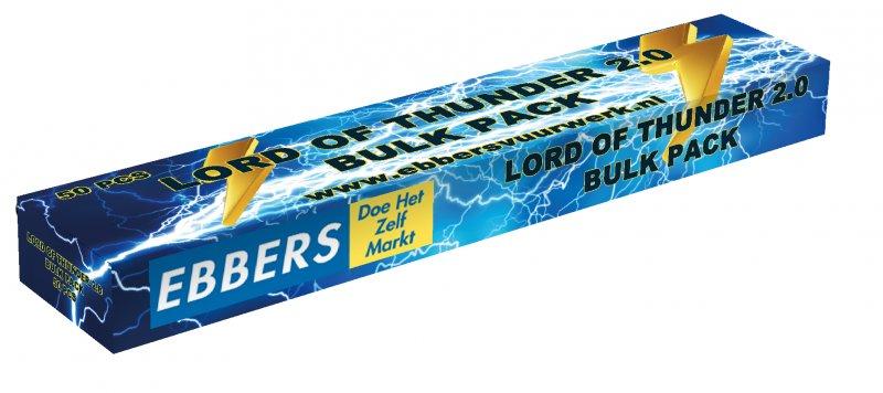 Ebbers Lord of Thunder 2.0 Bulk Pack