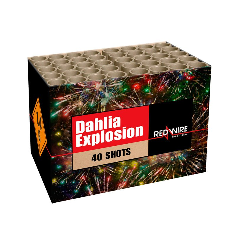 Dahlia Explosion Compound