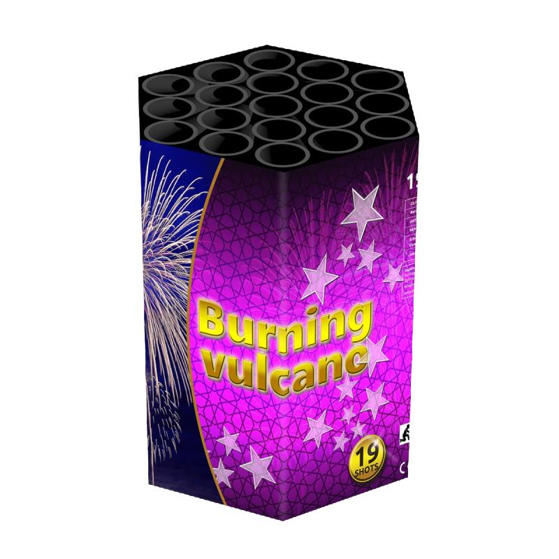 Burning Vulcano