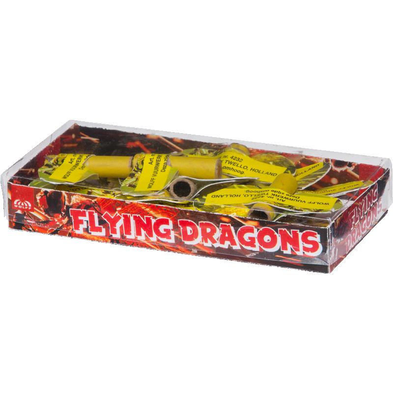 Flying dragon,  Flying Bee's
