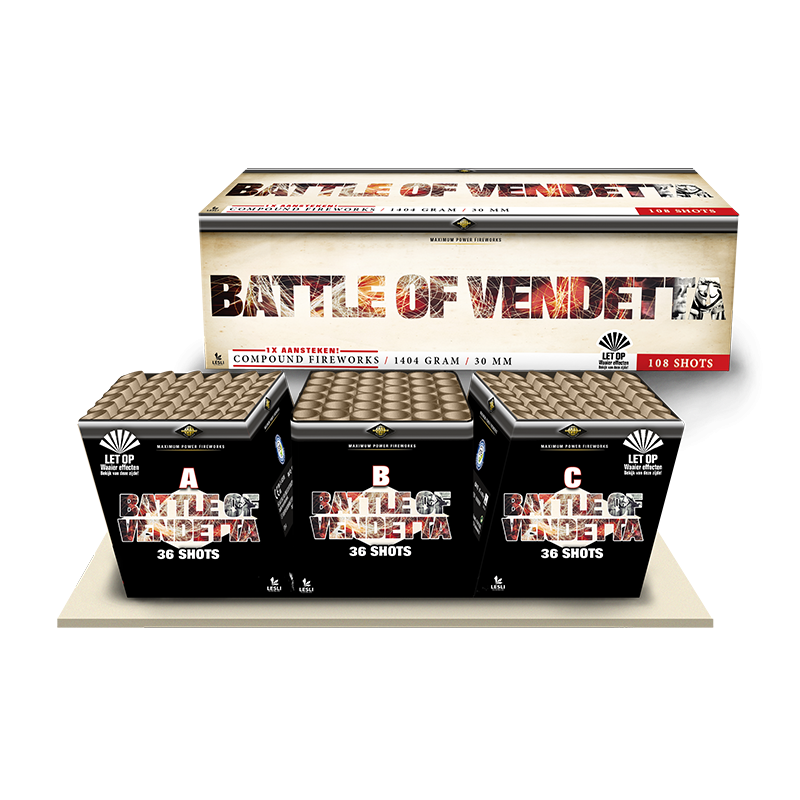 Battle of vendetta