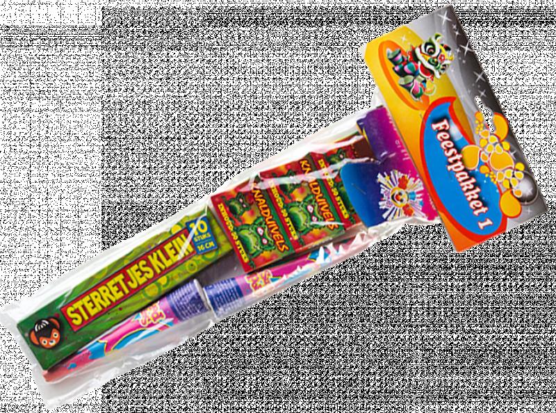 Kinderfeestpakket 1