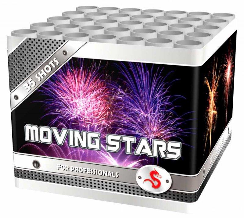Moving Stars