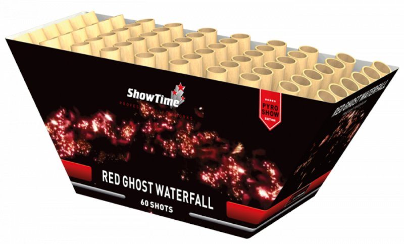 Red Ghost Waterfall