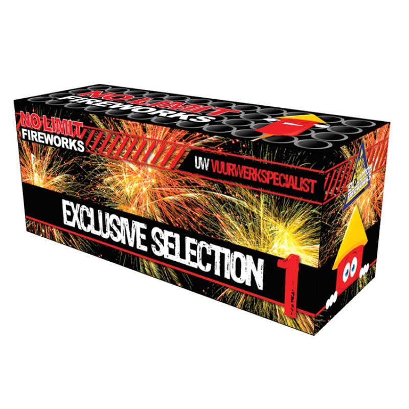 No Limit Exclusive 1 BOX