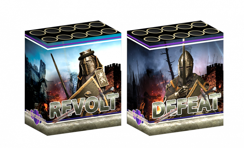 Defeat & Revolt