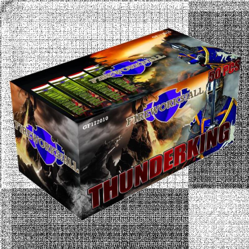 Thunderking Box 50st
