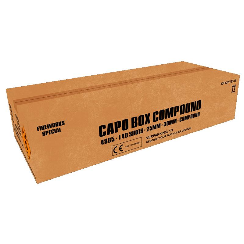 BredaVuurwerk's Mixed Emotions - Capo Box