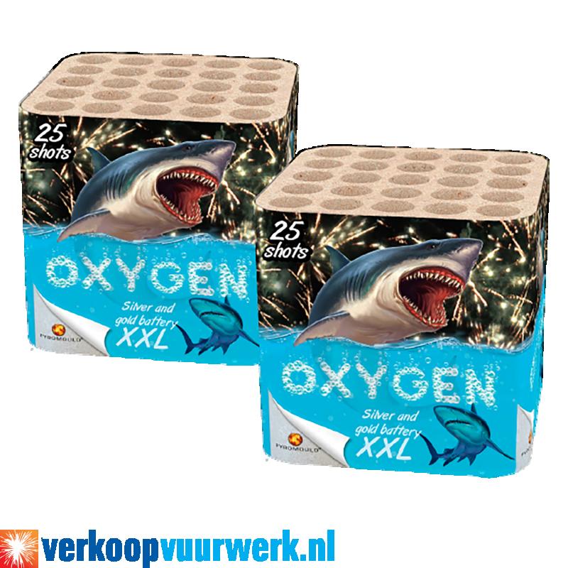 Oxygen 1 + 1 Gratis