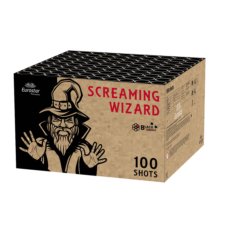 Screaming Wizard