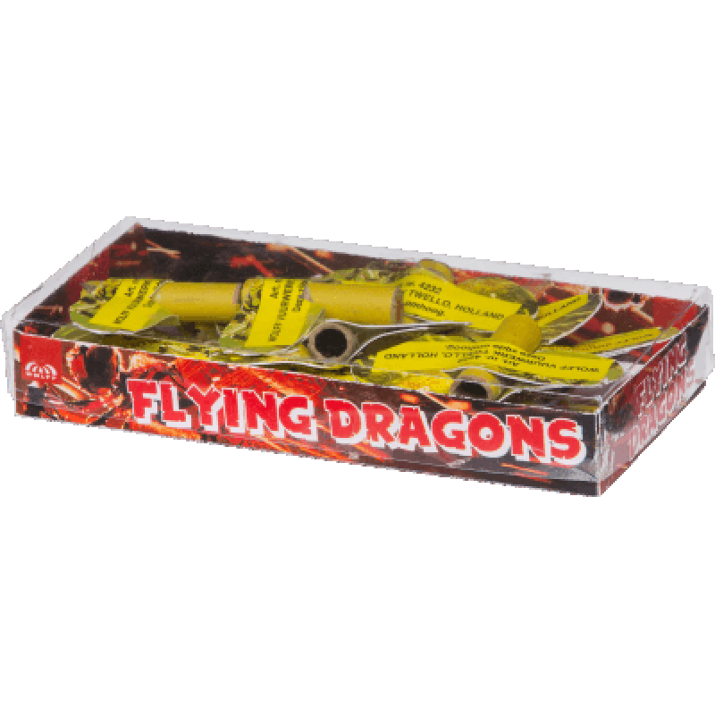 Flying Dragons