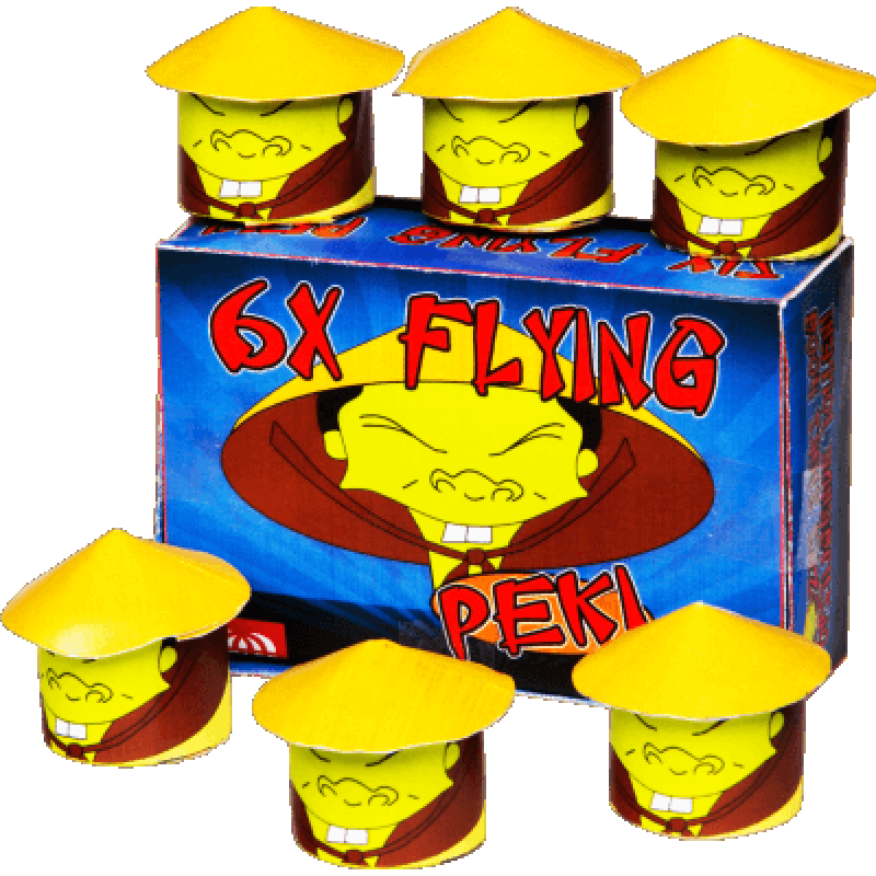 Flying Peki