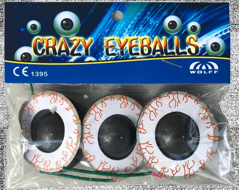 Crazy Eyeballs