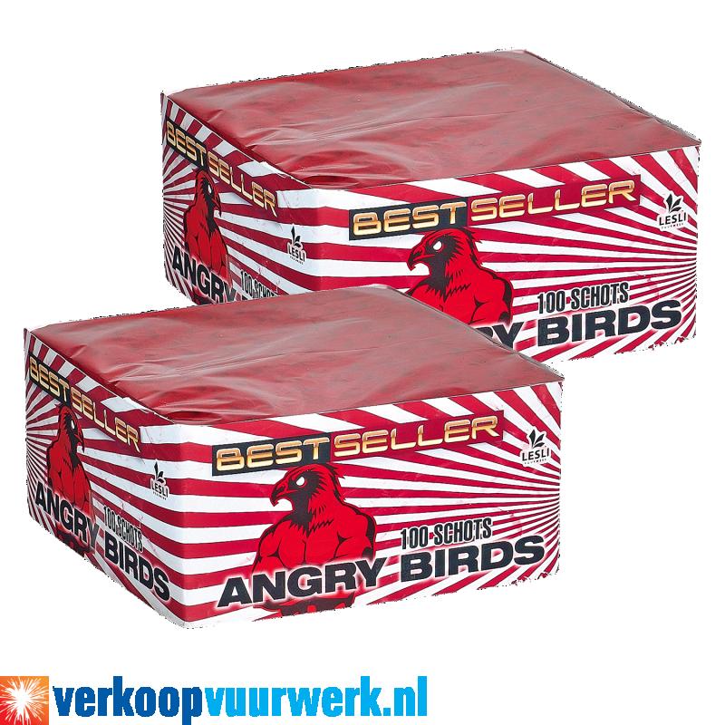Angry birds 1+1 gratis