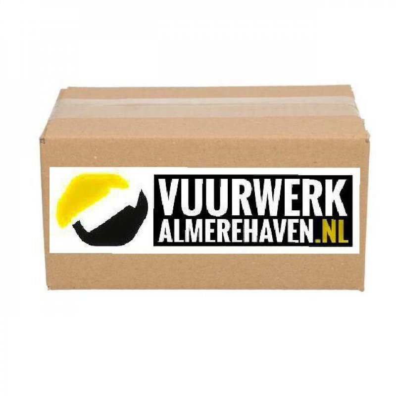 Vuurwerk Almere Haven