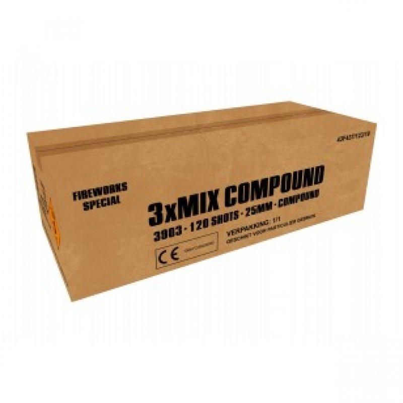 3x Mix Compound