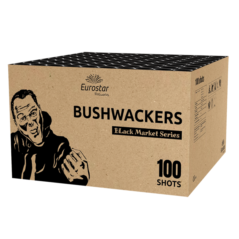 ART. 1016 Bushwackers, 100 shots compound