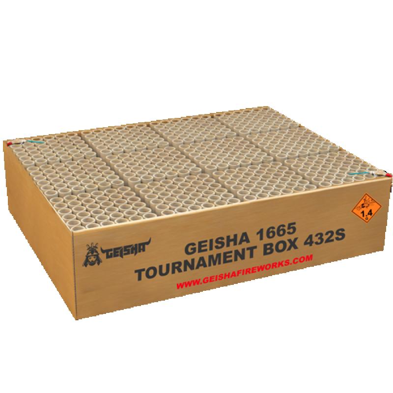 Tournament Box (triple Compound)