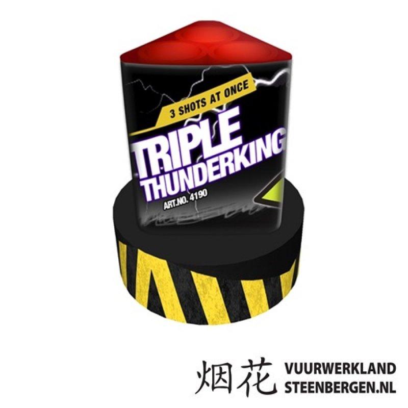 Triple Thunderking