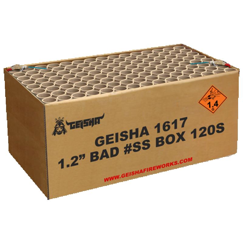 1.2 Bad #ss box