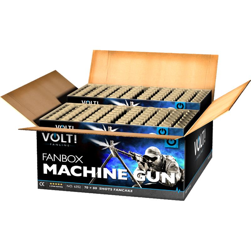 Machine Gun Box