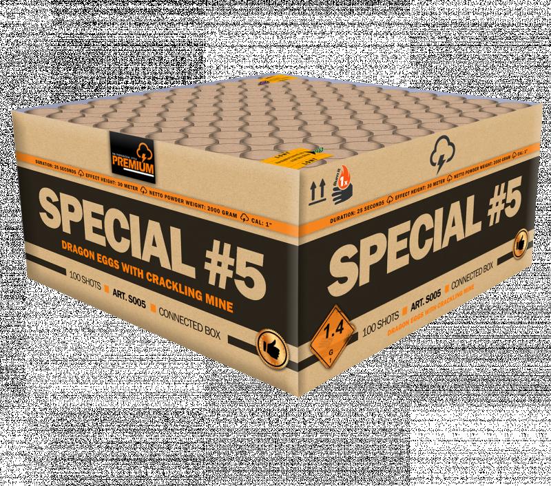 Katan Special #5 Box