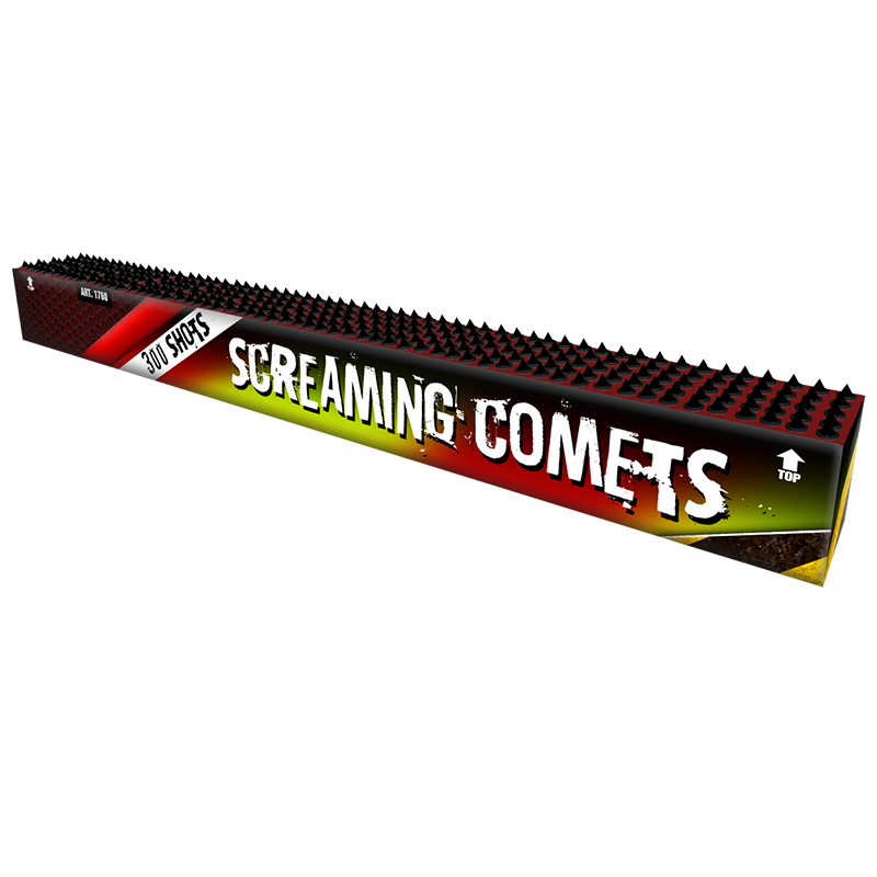 Screaming Comets