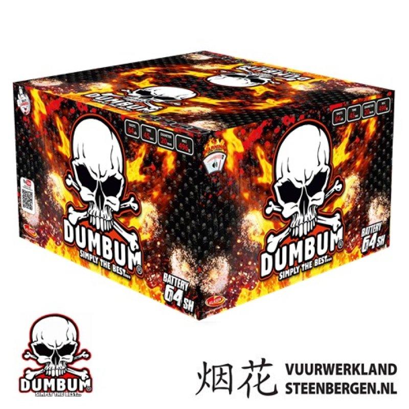 Dum Bum 64's salute compound