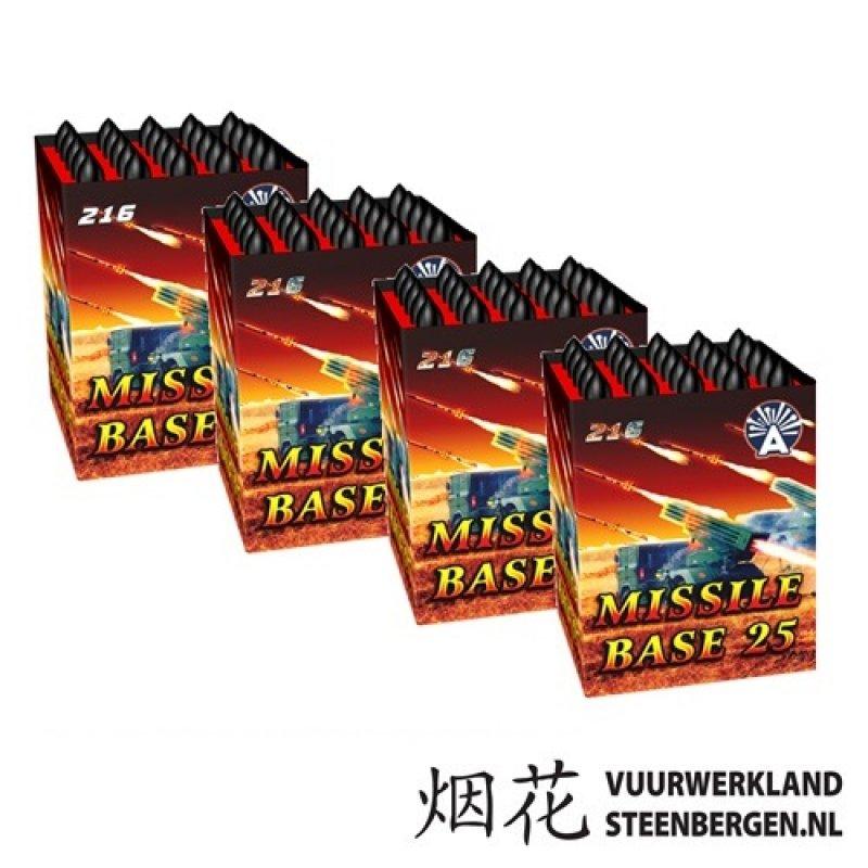 Magic Missile / 4 STUKS!