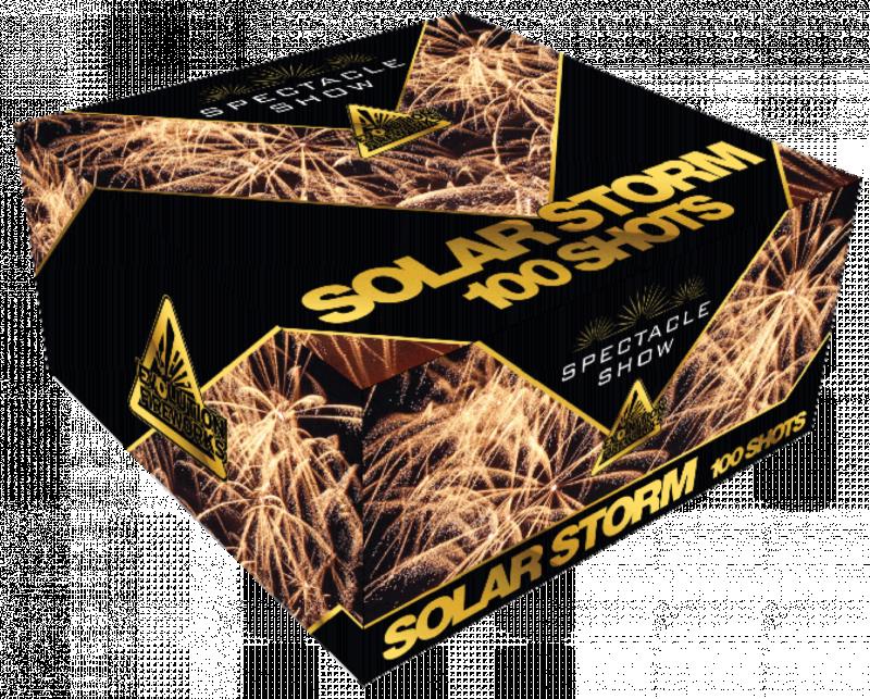 ART. 1200 Solar Storm (SSB-100-A), 100 shots