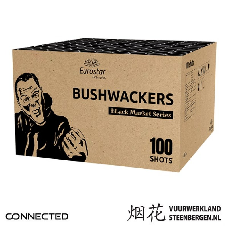 Bushwackers 100's Box